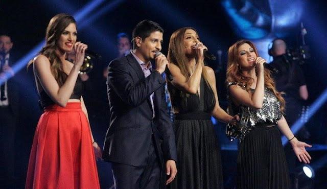 Με θρακιώτικο παραδοσιακό τραγούδι Βανδή - Χαλιαμπάλιας στο The Voice