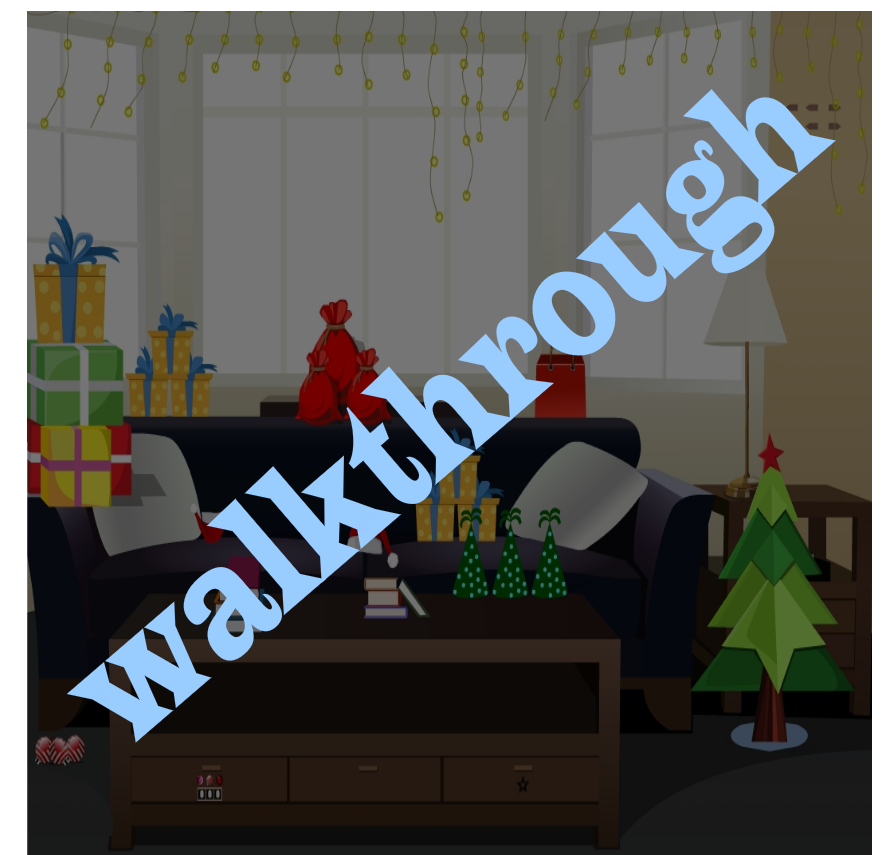 Escape For Christmas Tree Walkthrough