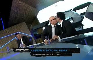 CQC selinho Sheik Corinthians