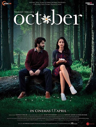 Poster Of Hindi Movie October 2018 Full HD Movie Free Download 720P Watch Online