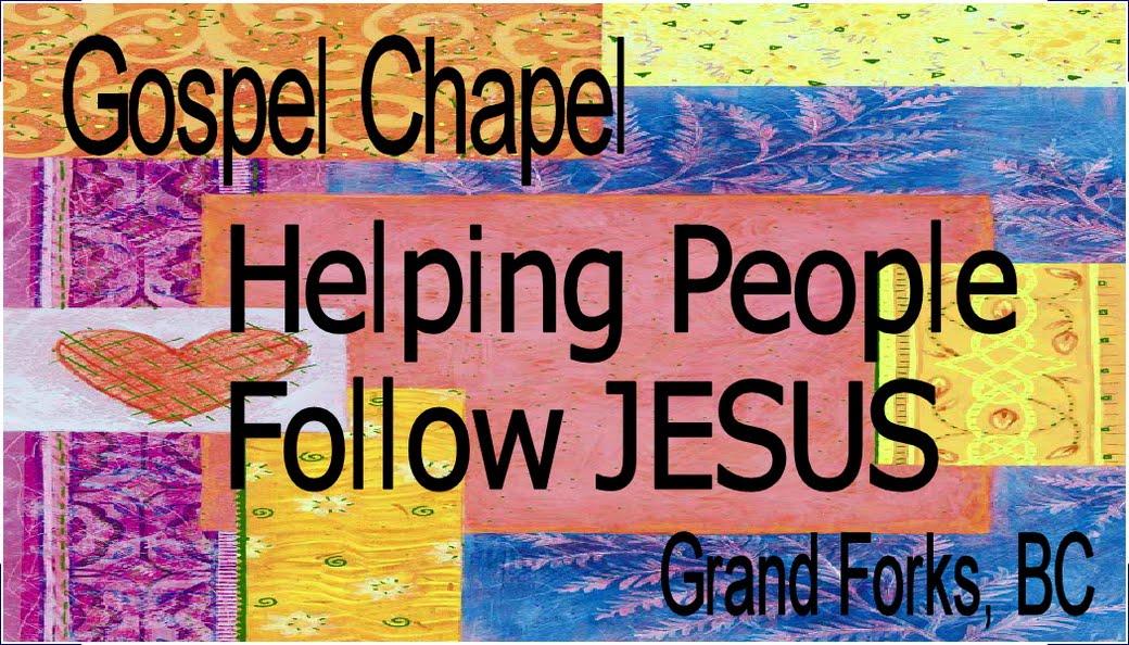 Helping people follow Jesus