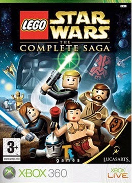 LEGO Star Wars - The Complete Saga Game