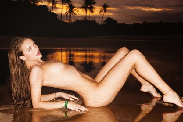 Rosie Huntington Whiteley Nude