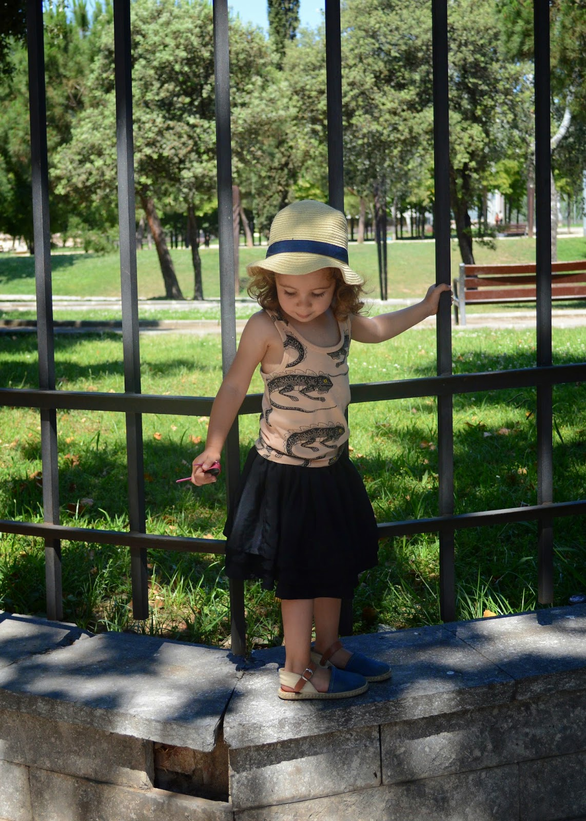KIDdO Style: Mini Rodini Lizards