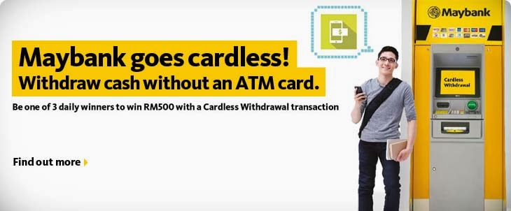 how to get cardless cash anz