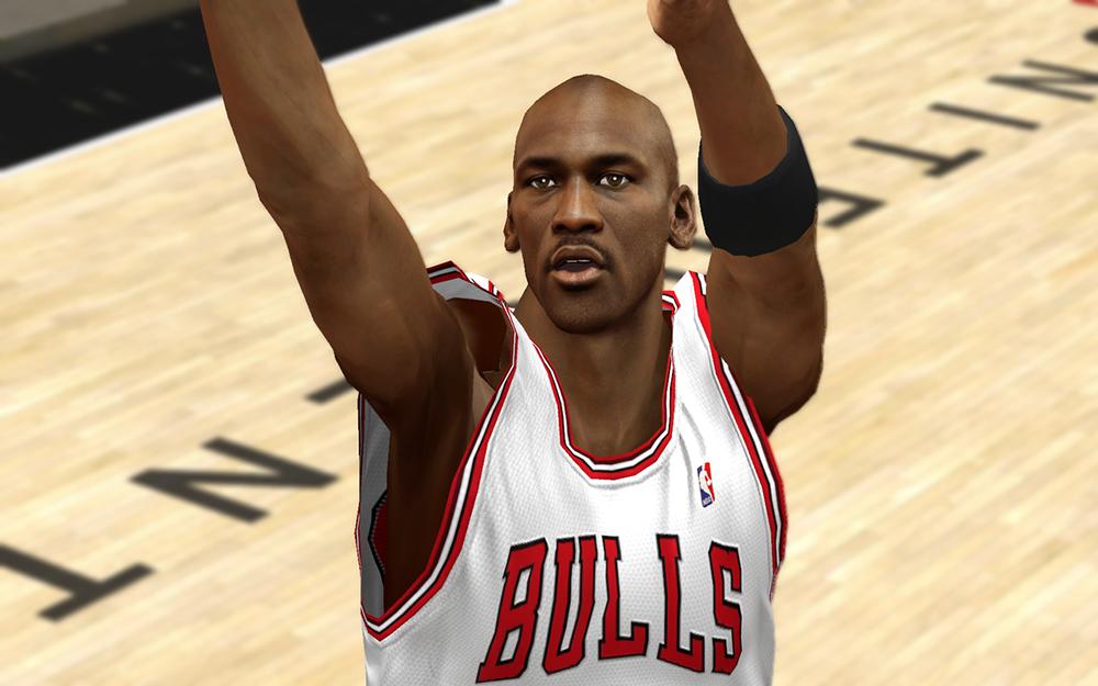 G.O.A.T Michael Jordan Bulls