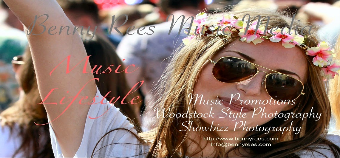Benny Rees Music Media Platform and Woodstock Style Photography
