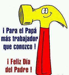 Feliz Dia del Padre, parte 2