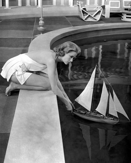 Grace Kelly barco