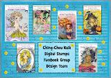 Ching-Chou Kuik Digital Stamps Design Team