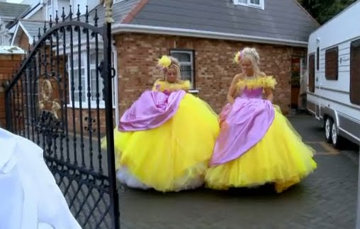 Inspiration My Fat Gypsy Wedding