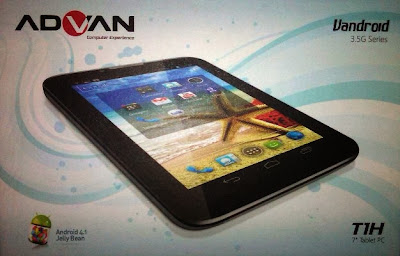 Vandroid T1H Tablet Music Series