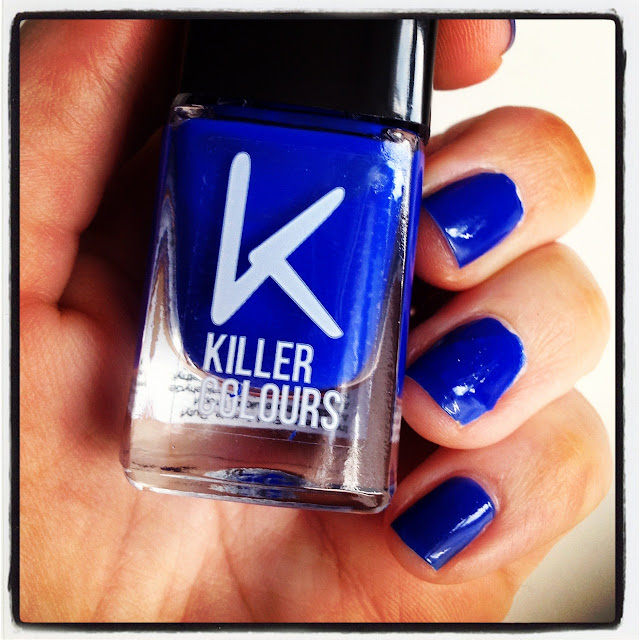 Killer Colours Nail Collection - Belladonna