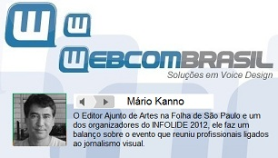 Webcombrasil Mario Kanno