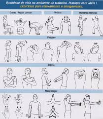 Quais movimentos podem contribuir para prevenção das doenças causadas pelo esforço repetitivo? Como evitar lesões por esforço repetitivo A cada 25 minutos de trabalho de digitação faça uma parada de cinco minutos; Tenha postura adequada: ombros relaxados, pulsos retos, costas apoiadas no encosto da cadeira; Mantenha as plantas dos pés totalmente apoiadas no chão;. Tendinite e Lesão por Esforço Repetitivo são  Doenças relacionadas ao Trabalho que atingem os profissionais