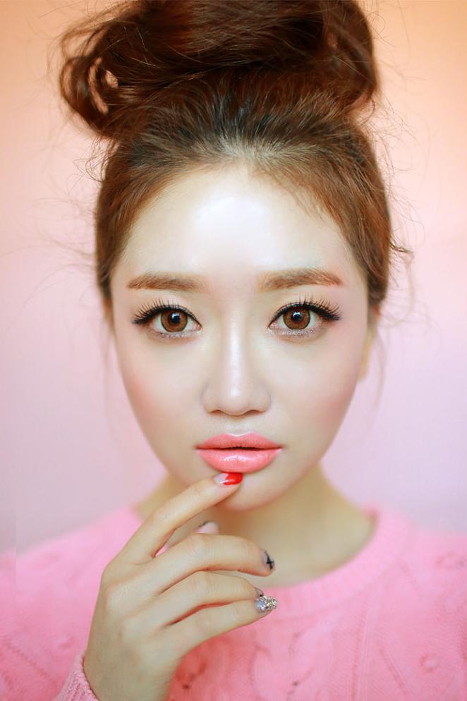 Sung Kyung Beautiful Makeup
