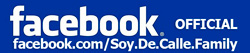 FACEBOOK PAGE OFFICIAL WWW.SOYDECALLE.NET
