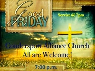4-18 Good Friday Service