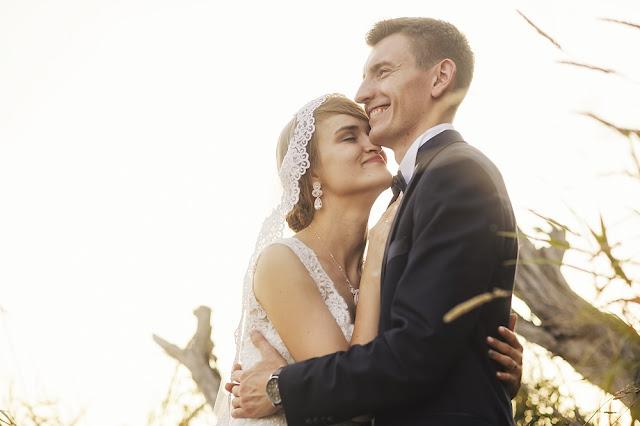 Komplet ślubny sutasz novia blanca