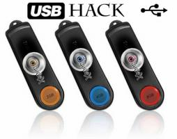 hack with your usb drive