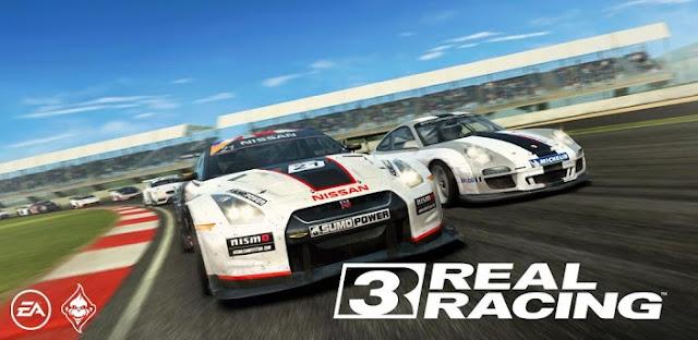 Real racing 3 Game đua xe cực đỉnh của E.A Hack thành công 100% money + coin - 16975