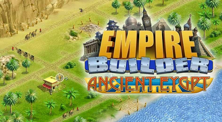 تحميل لعبة مدينة الأهرامات للكمبيوتر Download Empire Builder Ancient Egypt