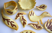 Learn How to Make Whimsical Tuile Cookies . . .