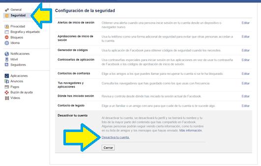 Redes Sociales, Facebook, Social Media, Cerrar, Perfil,