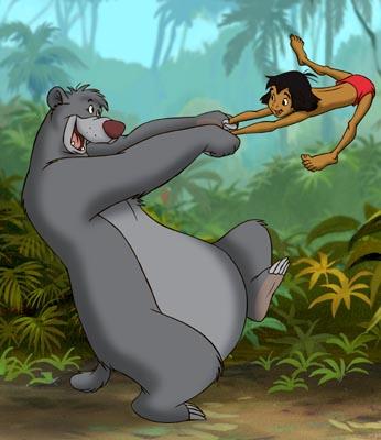 The Jungle Book, Baloo