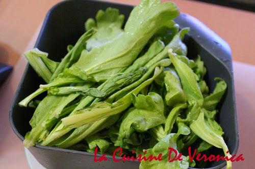 La Cuisine De Veronica 唐蒿菜