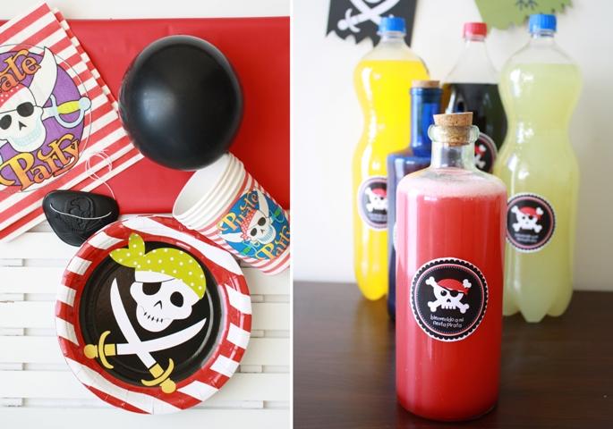tarta, bizcocho, chocolate, bundt, barco, pirata,cumpleaños, niños, receta