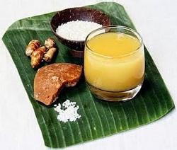 Manfaat jamu beras kencur, khasiat beras kencur