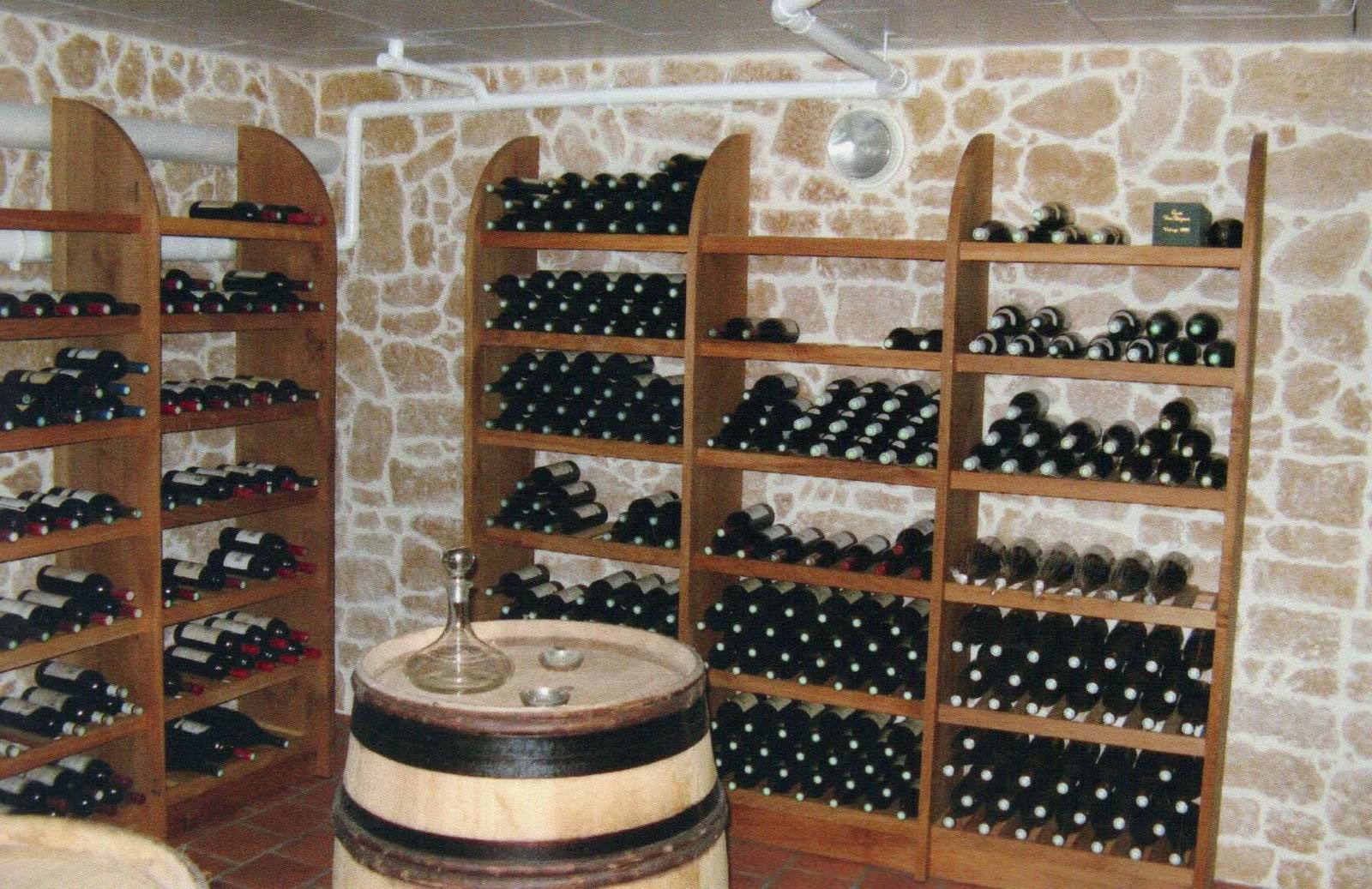 Construire sa cave a vin en bois - Construire sa cave a vin en bois ...