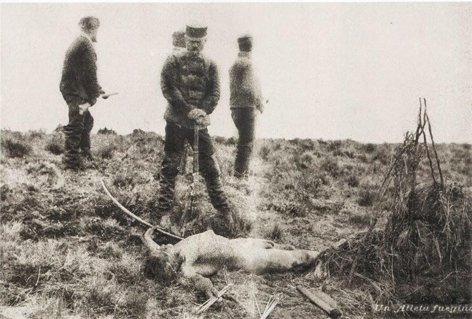 genocidio selknam expedicion popper