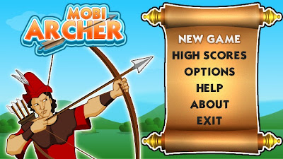 Mobi archer for symbian s60 5th edition