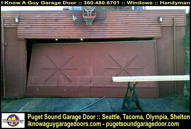 Before I Know A Guy Garage Door   Garage Door Repair Seattle, Garage Doors,
