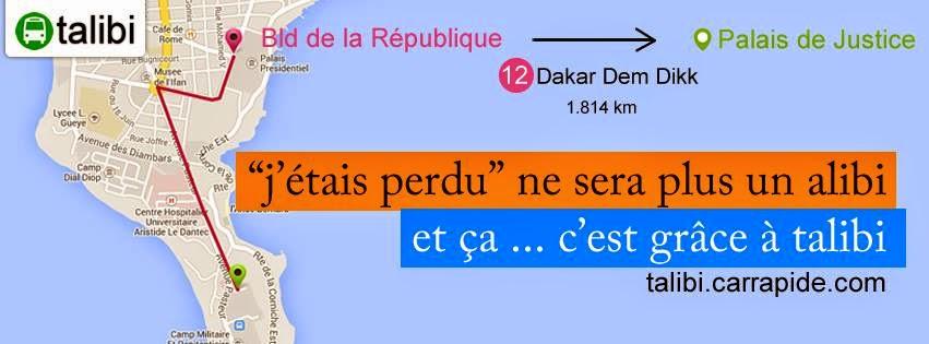 pour simplifier la mobilité à Dakar