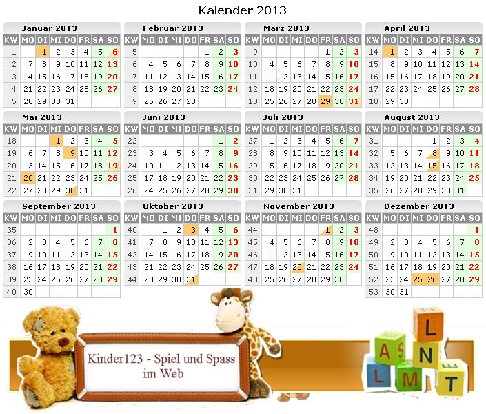 spiele kalender