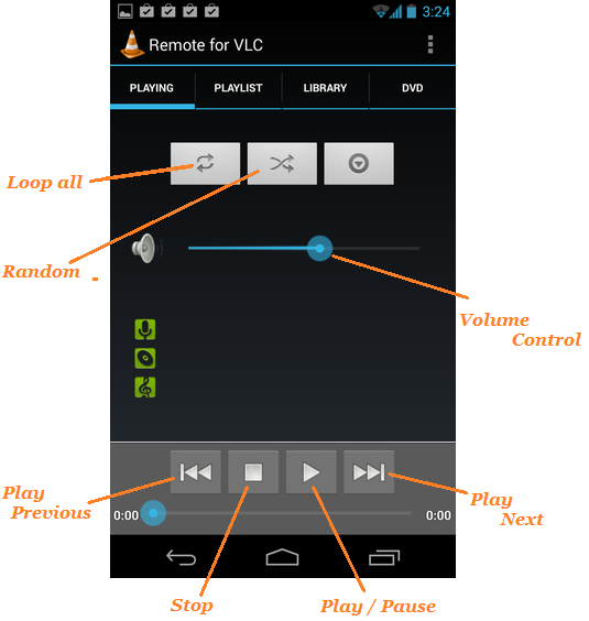 How to Control VLC Media Player From Your Android Device