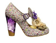 Irregular Choice Shoes - the Love affair begins...!