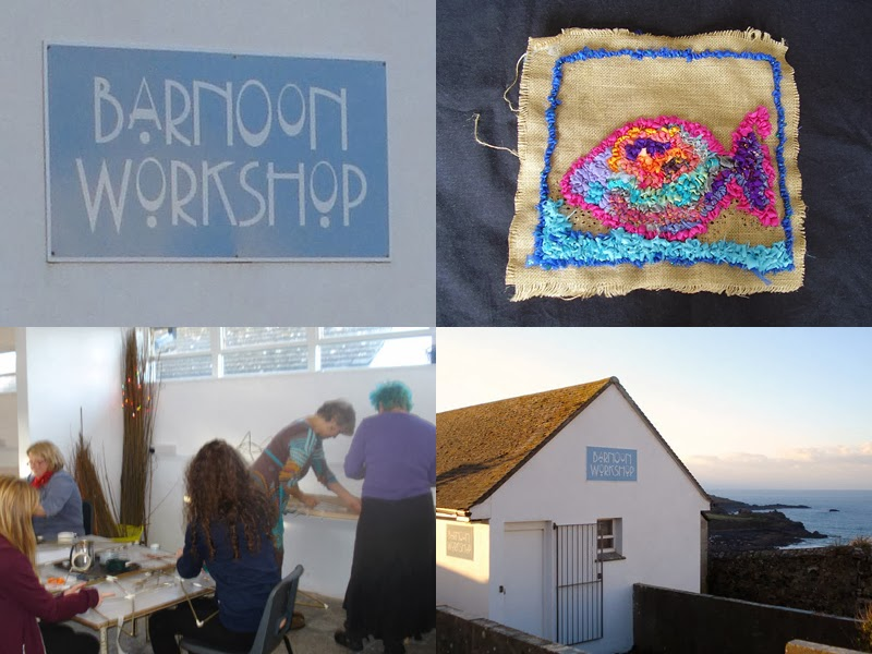 Barnoon Workshop - St Ives Cornwall