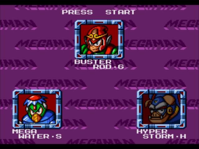 [Genesis/MegaDrive] MegaMan - The Wily Wars - Página 2 Mega+Man+-+The+Wily+Wars009