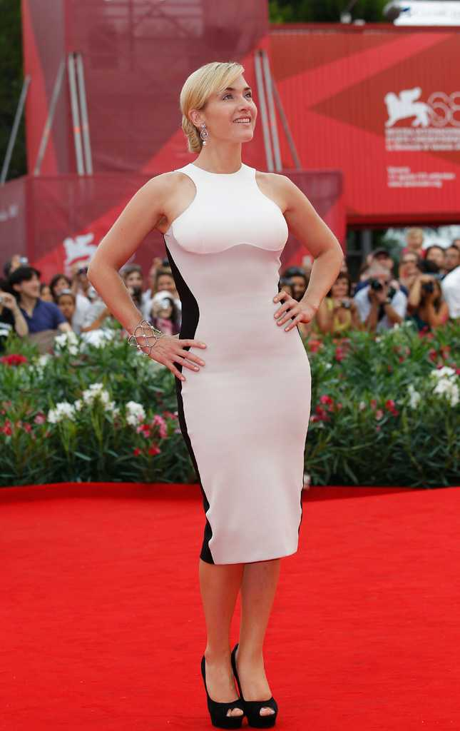 Kate Winslet Looks Hot Beauty Sensational Flattering In Stella