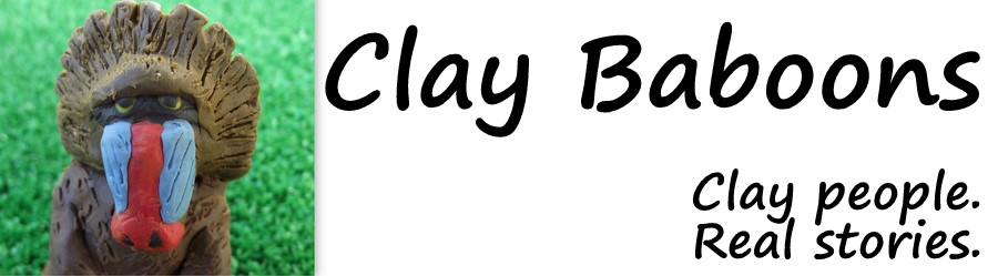 Clay Baboons