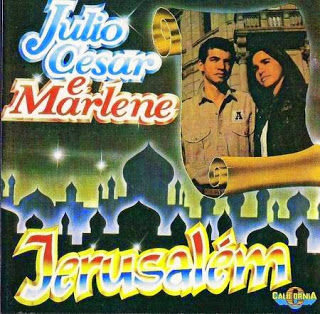 Download CD Júlio Cesar & Marlene - Jerusalém