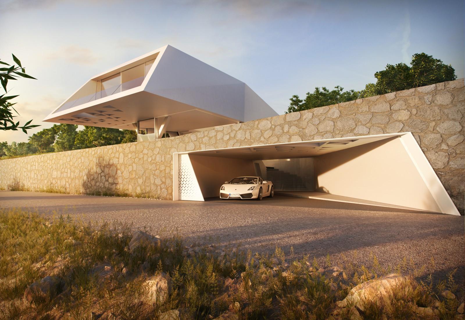 Overlooking The Greek Archipelago Architecture Architecture Design