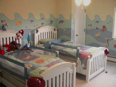 Kids Room Paint on Sweet Home Design And Space  Kids Room Painting Ideas