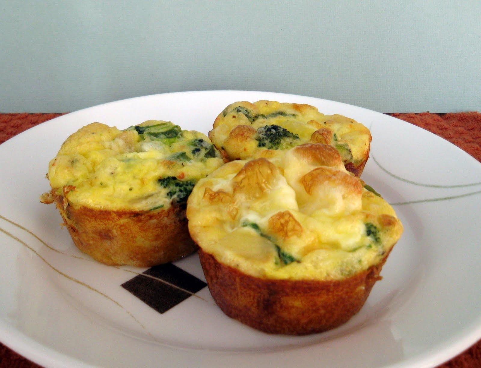 Happy Insides: Mini frittatas
