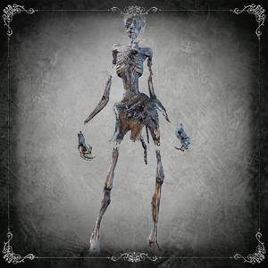 Skeletal Puppet