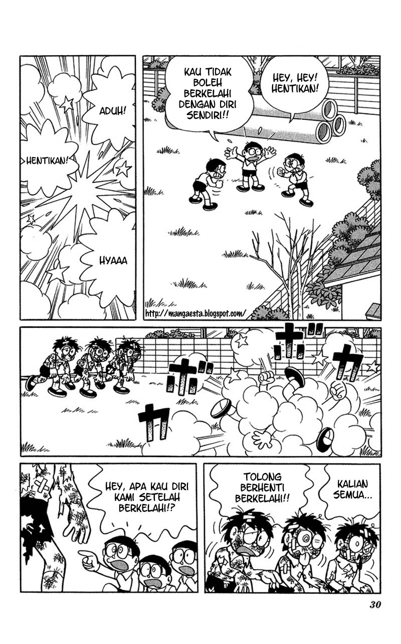Baca Komik Doraemon Plus Vol 1 Chapter 003 - Halaman 08